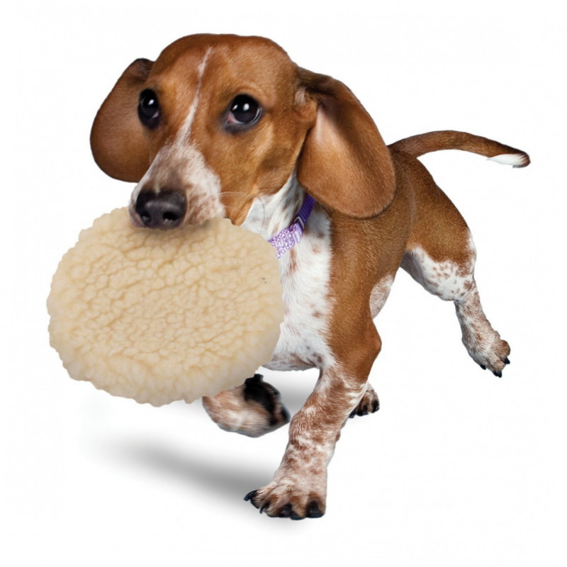 PetSafe Busy Buddy Pogo Plush Balle  S