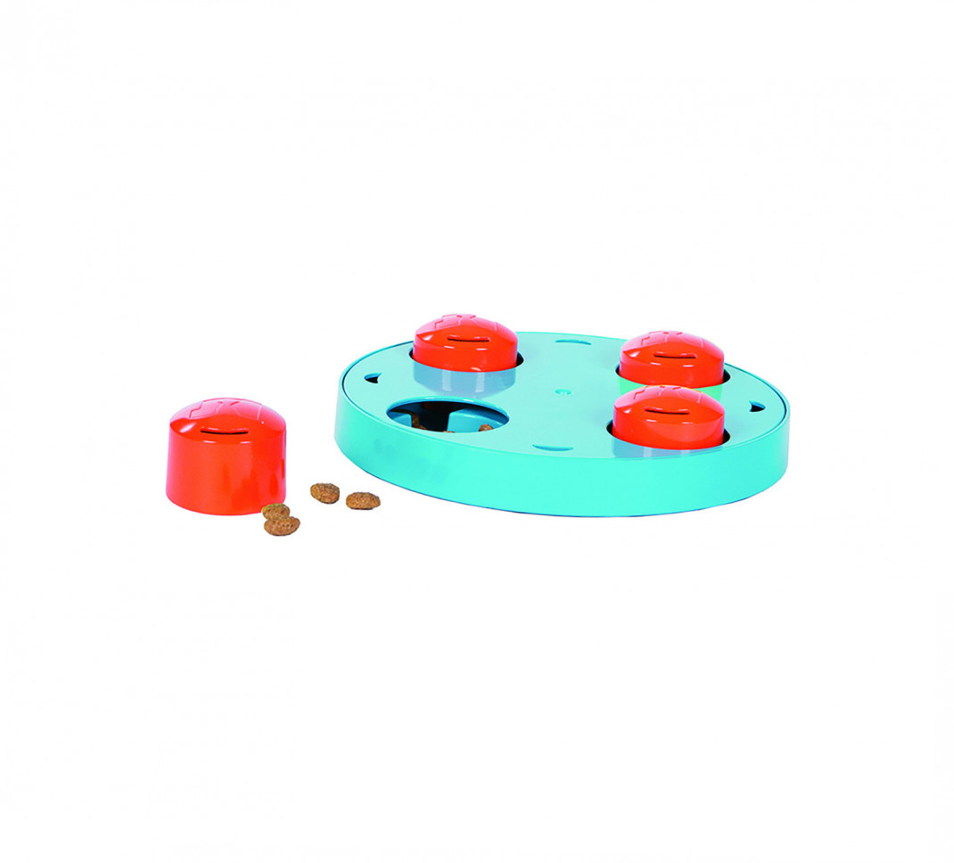 Outward Hound Mini Treat Wheel  700603410137 ervaringen