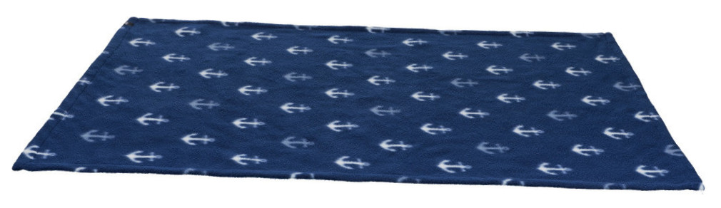 Trixie Beany Blanket Navy blue 100x70 cm buy online