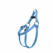 Adjustable Nylon Harness Blu