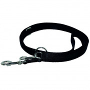 Leash adjustable Strong Zwart