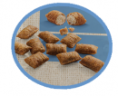 Country Taste Snacks Tasty Bits with Rabbit 80 g