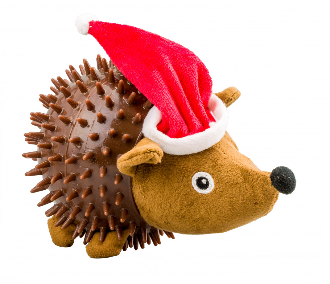 Armitage Pet Care Good Boy Hérisson Santa 19 cm