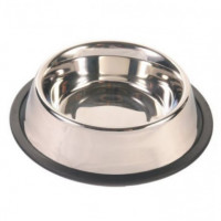 Stainless Steel Bowl with Rubber Ring 450 ml